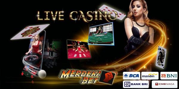 Cara Daftar Live Casino Online
