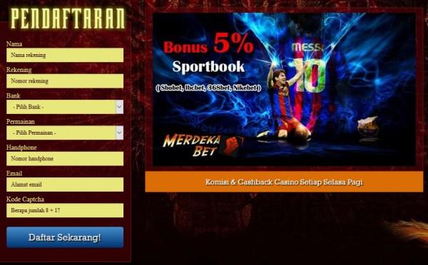 Merdekabet - Perkembangan Pesat Judi Online di Indonesia