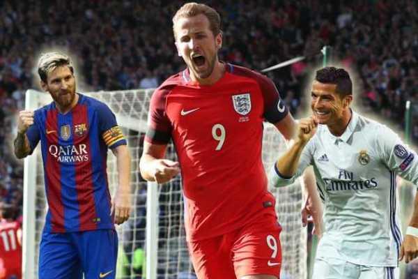 Sosok Messi Dan Ronaldo Sangat Penting Bagi Harry Kane