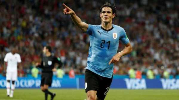 Uruguay Tanpa Edinson Cavani Pelatih Prancis Tak Mau Terkecoh