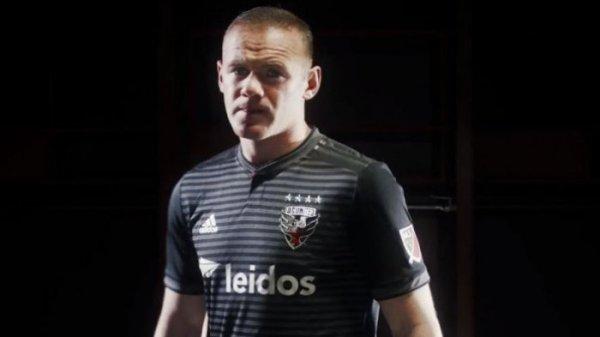 Wayne Rooney Resmi Berlabuh Ke Klub MLS
