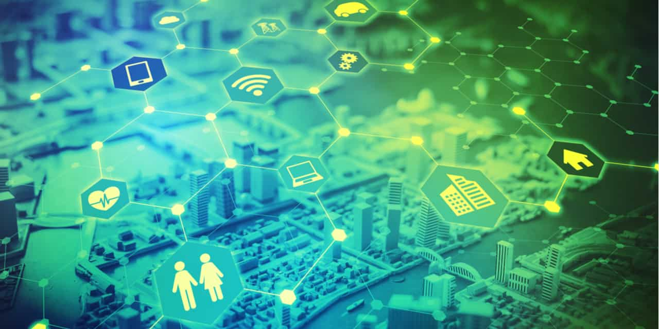 networking internet of things