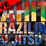 LIVE BRAZILIAN JIU-JITSU : TAHITI VS USA