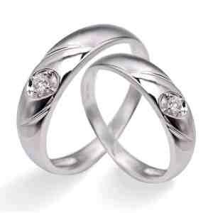 Perhiasan emas berlian white gold 18K diamond DHTXHJZ040DHTXHJZ019