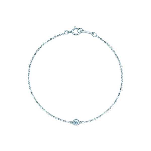 Perhiasan gelang bracelet emas berlian gold 18K diamond