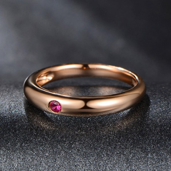 Tiaria 9K Precious Moment Ring 3