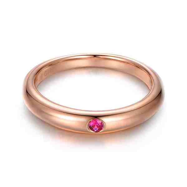 Tiaria 9K Precious Moment Ring 2