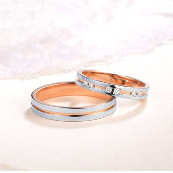 Tiaria Sweet Trinity Ring 5