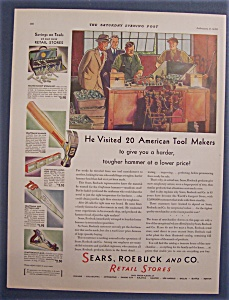 Vintage Ad 1930 Sears Roebuck Amp Co Retail Stores