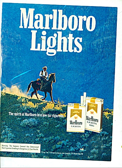 How Much Nicotine Marlboro Light