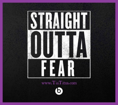 Stagnation Brings on Fear! Kick it Out!