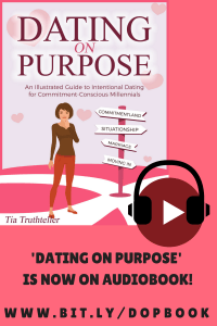Dating on Purpose audiobook cover