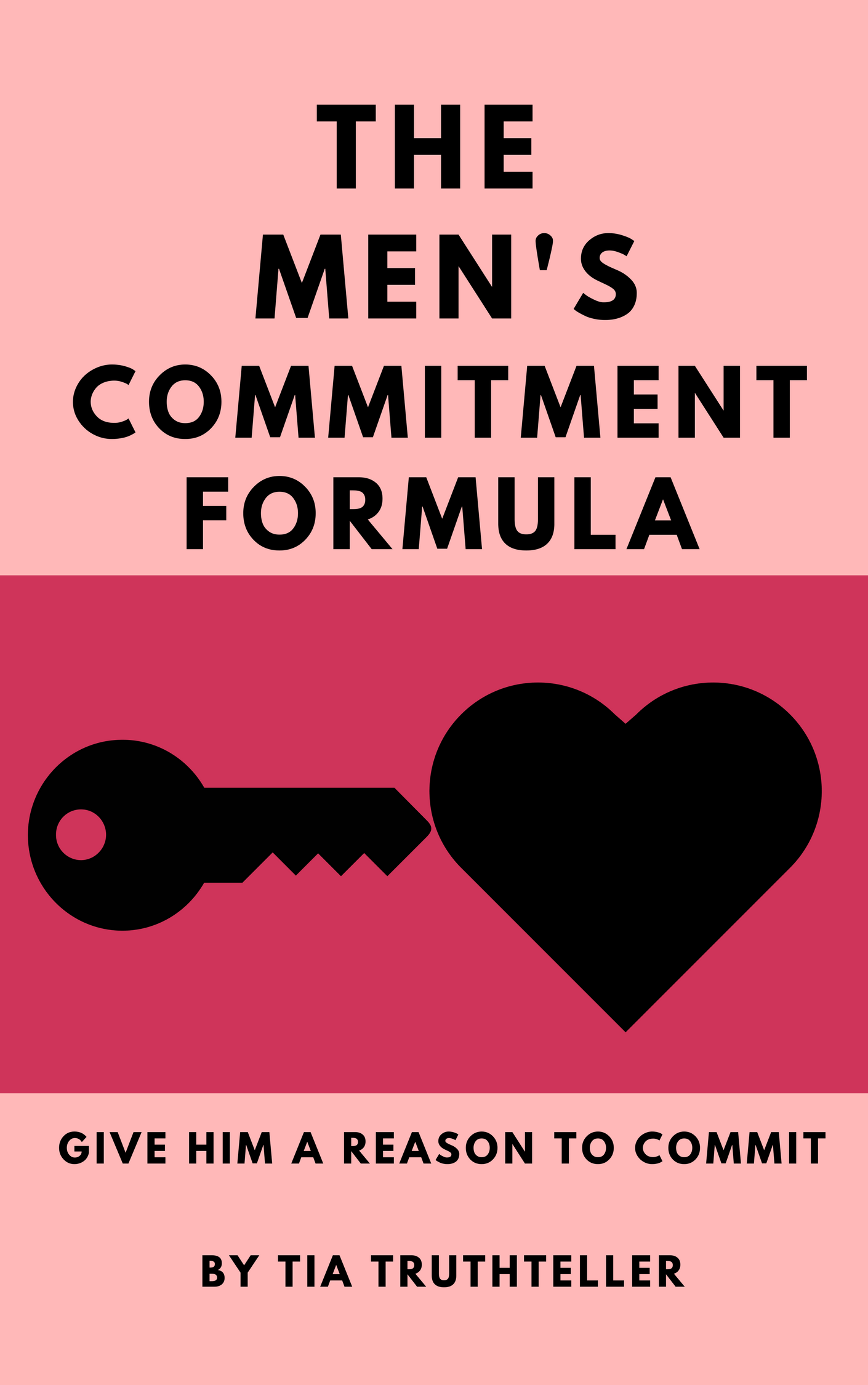 Cover of ebook-The Mens Commitment Formula