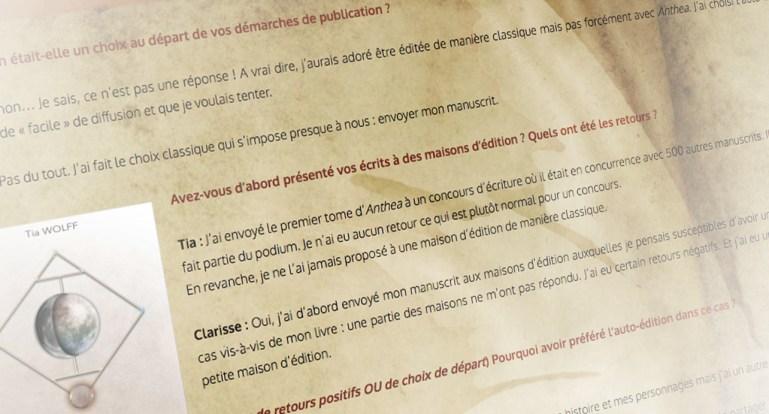 Interview Le Plaisir De Lire