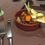 Veg for 5 - Temper Soho Sunday Lunch Review