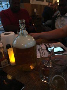 3 Pints of Beer - Chicken Liquor Brixton Review