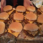 A Plate full of Chicken Burgers - Chicken Liquor Brixton Review