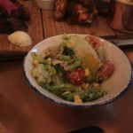 Caesar Salad - Stoke House Victoria Review