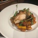Chicken Breast with Beans, Chorizo & Butternut Squash - Balls Brothers Mayfair