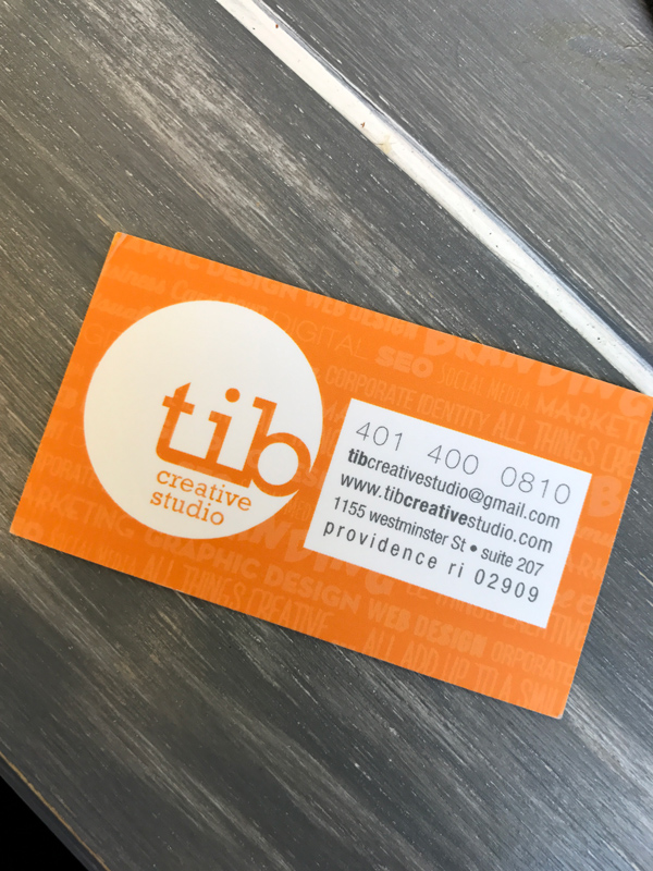 A little fun with Business Cards. – TIB Creative Studio