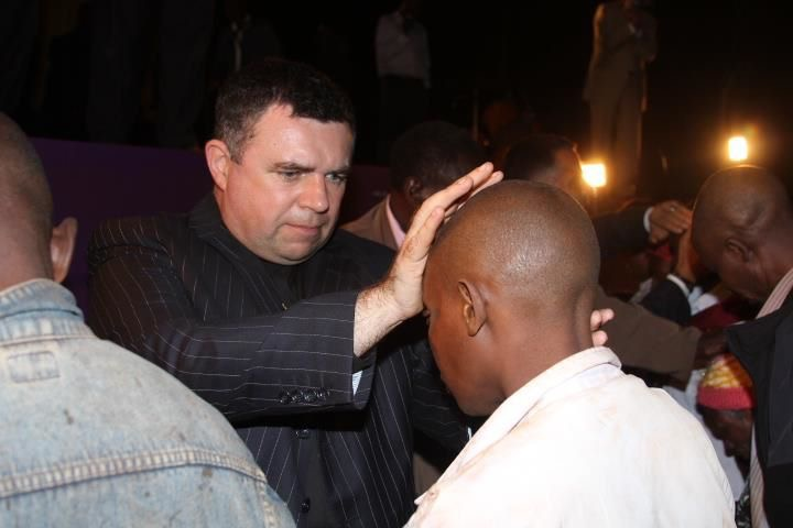 Ministering Healing in Africa
