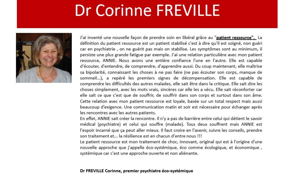Innovation dans les Ardennes dans le soin psychiatrique par une nouvelle approche.