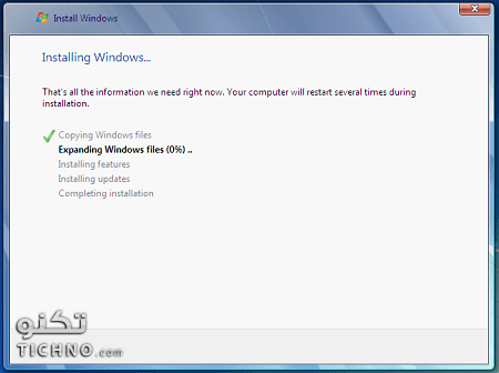 شرح تركيب الويندوز على نظام الماك لايون 10.7