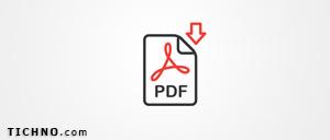 كيفية تحويل الصورة في الايفون والايباد إلى ملف PDF