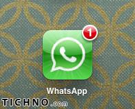 WhatsApp working for ipad - الوتس اب على الايباد