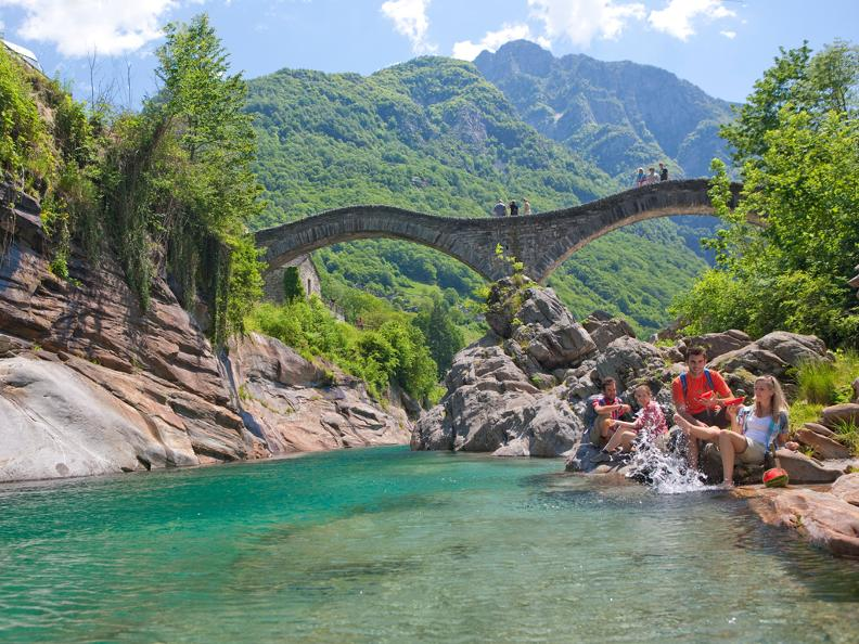 Safer Rivers Ticino Ch
