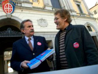Cancelli e Giorgio