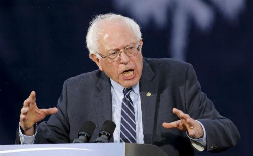 Sanders x