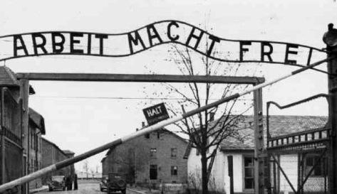 Znalezione obrazy dla zapytania Arbeit macht Frei