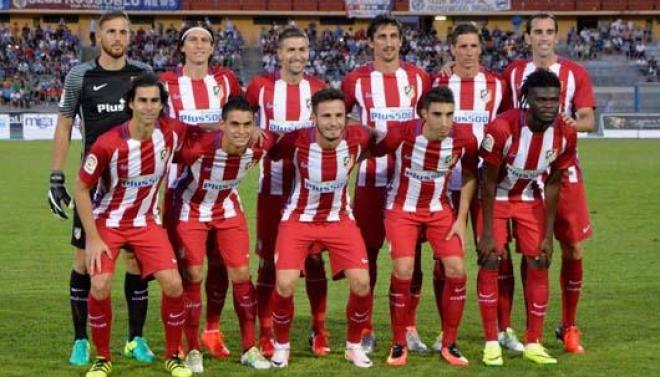 Image result for Atletico Madrid champions league 2017