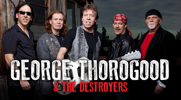 George Thorogood and The Destroyers Extend 'Good to be Bad' Tour 2019