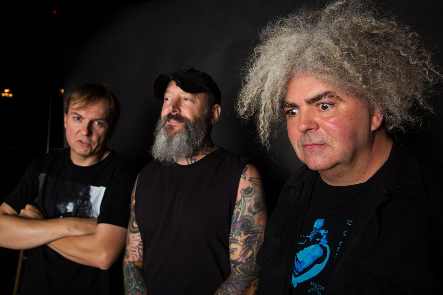 The Melvins Announce 'Pinkus Abortion Technician' Tour Dates 2018