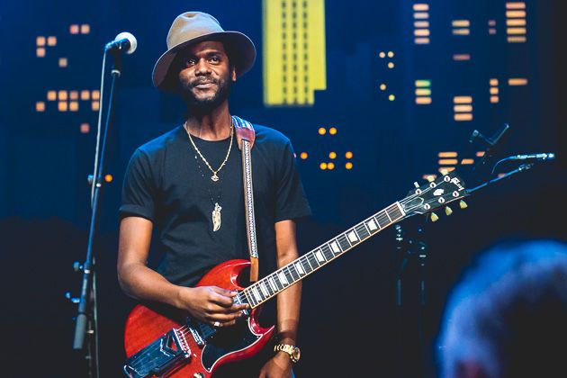 Gary Clark Jr. Announces U.S. Tour 2019 Dates