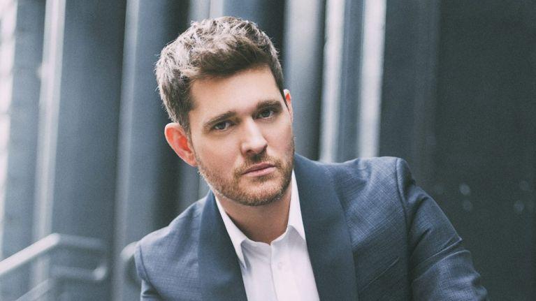 "Michael Buble Announces ""Love"" North American Tour 2020 Dates"