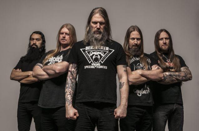 Amon Amarth Announce 'Berserker' World Tour 2019