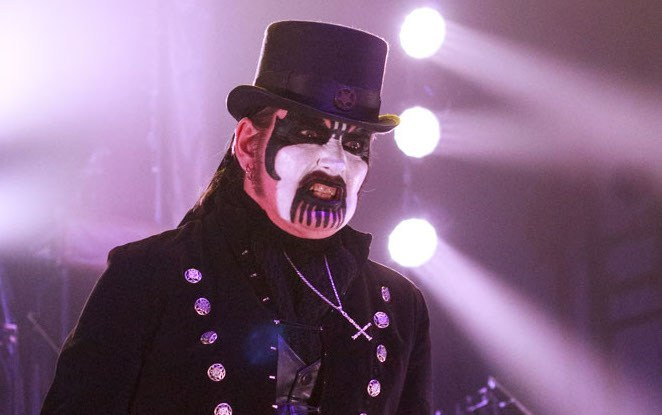 King Diamond Announces North America Tour 2019 Dates