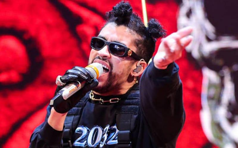 Bad Bunny Announces 2022 Concert Tour