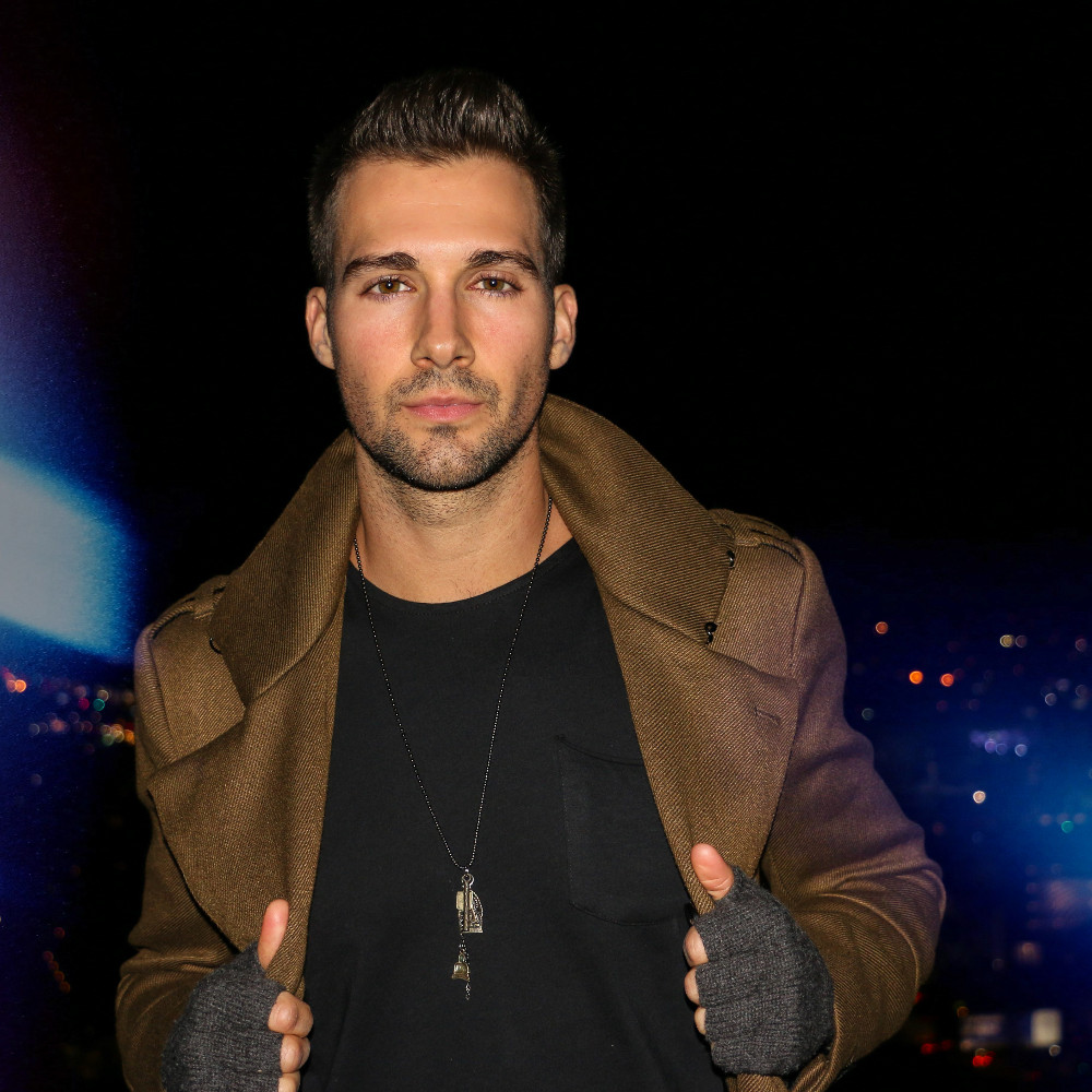 Buy James Maslow Tickets James Maslow Tour Details James
