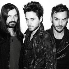 Thirty Seconds To Mars - Biglietti