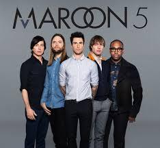 Maroon 5 Presale