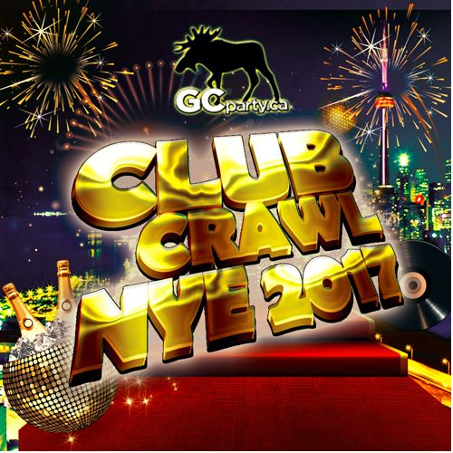 New Years Eve Pub Club Crawl 2017 Toronto   New Years Eve Pub Crawl     New Years Eve Pub Club Crawl 2017 Toronto   New Years Eve Pub Crawl 2017    Downtown Toronto  Toronto  ON live at Crocodile Rock   December 31