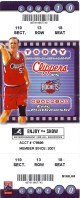 Rockets at Clippers 2001