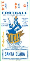 1946 NCAAF Santa Clara at UCLA