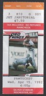 1992 MiLB Red Sox at Red Wings