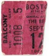 1964 Beatles at Boston Garden