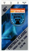 2006 Liberty Bowl Houston vs South Carolina